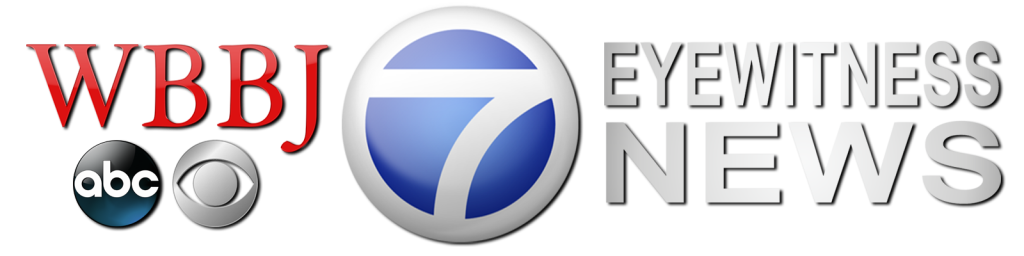 WBBJ 7 Eyewitness News Logo (shadow)