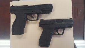 Butler pistol