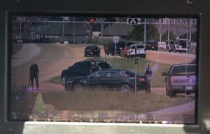 North Jackson shots fired scene