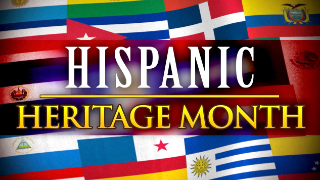 National Hispanic Heritage Month is Sept. 15 through Oct. 15 - WBBJ TV