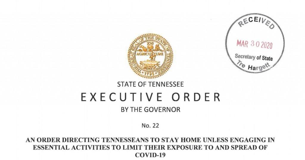 Executive Order 22
