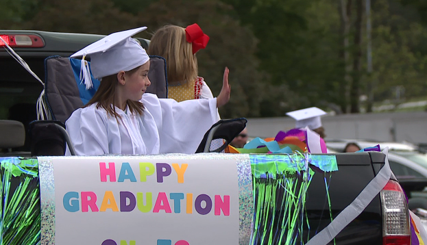 Jackson Christian Elementary School Graduation
