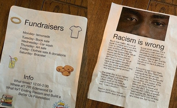 Fundraiser Racism