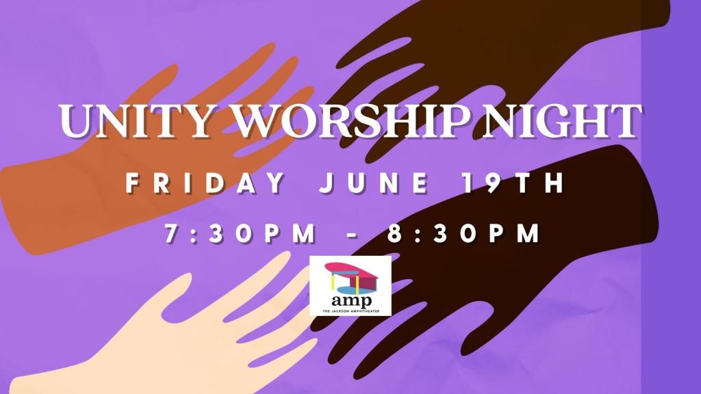Unity Worship Amp
