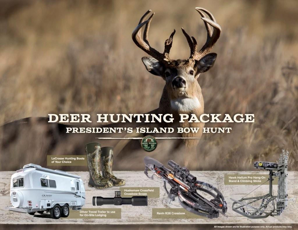 Deer Hunting Pkg