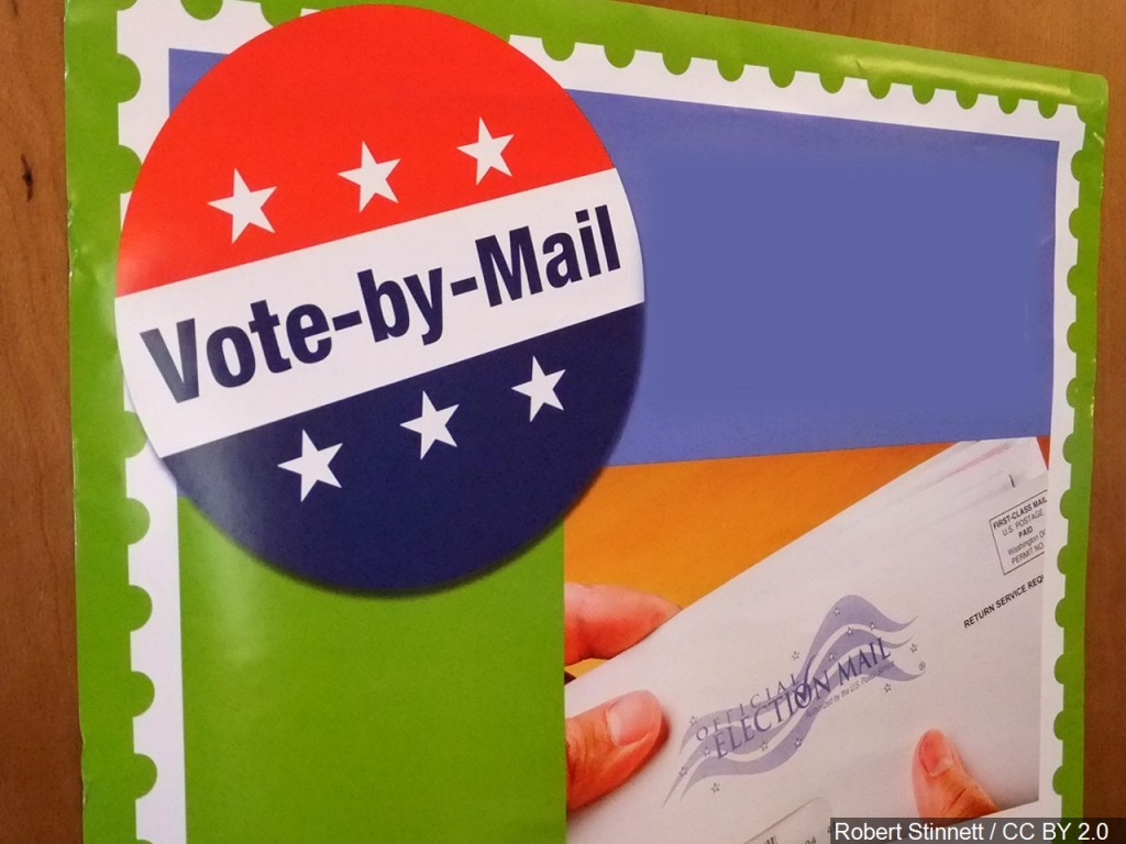 Vote By Mail Absentee Ballot (2)