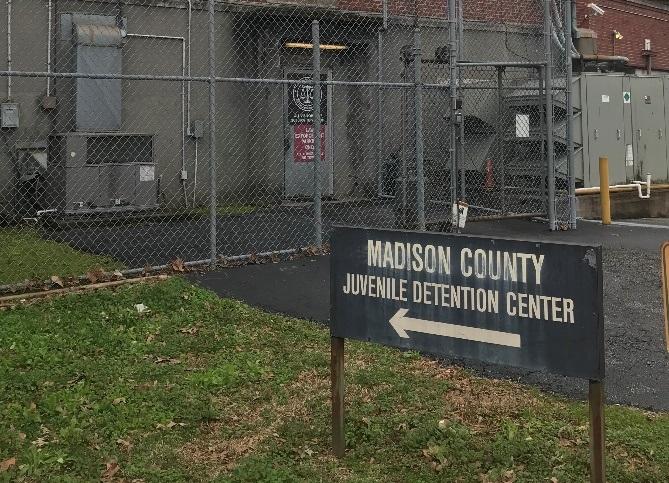 Juvenile Detentioni
