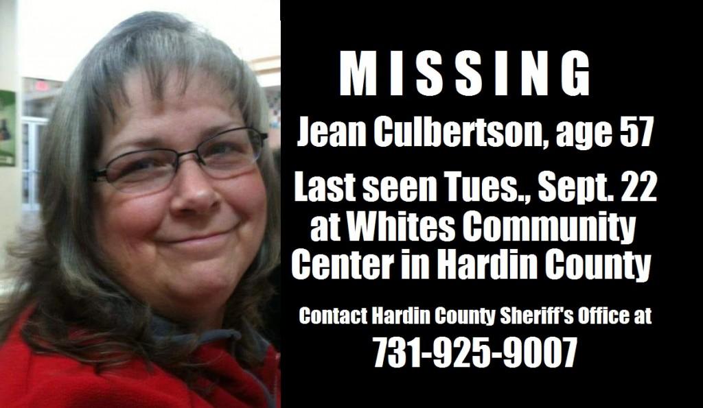 Missing Hardin County