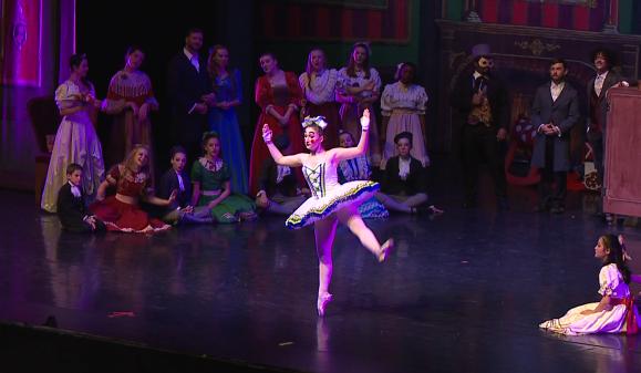 Dancers Ballet