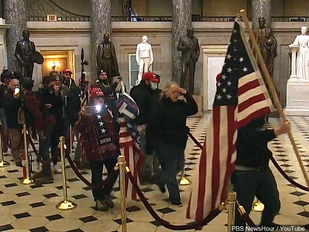 Capitol Protest 2