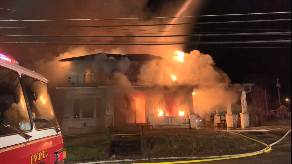 Rutherford Fire