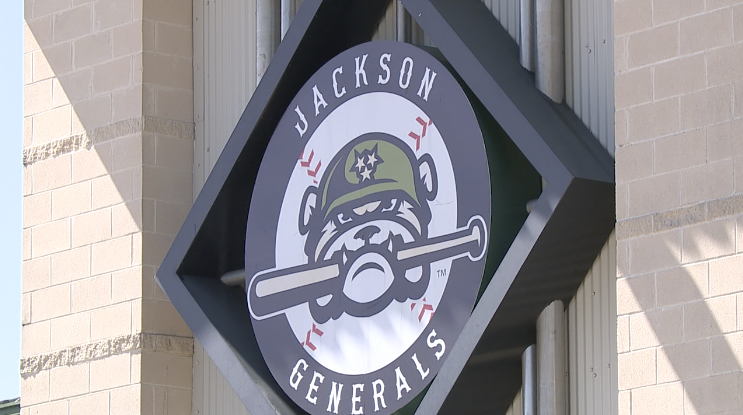 Jackson Generals Ballpark at Jackson