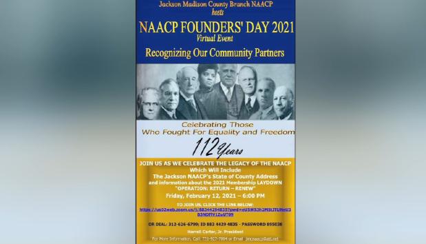 Founders Day Flier 2021