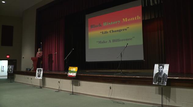 Liberty Technology Magnet High School Celebrates Black History Month 2