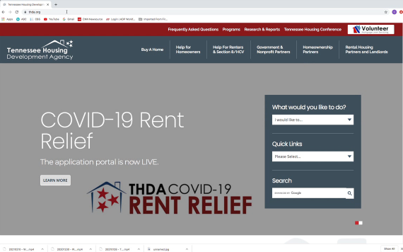 Covid 19 Rent Relief