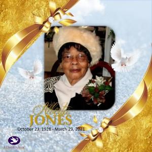 Alberta Jones Fb Announcement