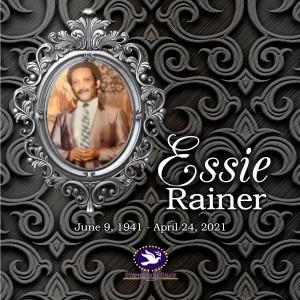 Essie Rainer Fb Announcement