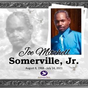 Joe Somerville Jr Fb Announcement